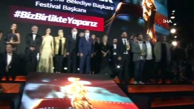 oyunculuk -  57. Antalya Altın Portakal Film Festivali'nin ödül avcıları duygularını paylaştı