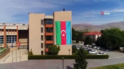 Azerbaycan'a destek için belediye hoparlörlerinden 'Çırpınırdı Karadeniz' şarkısı çalındı