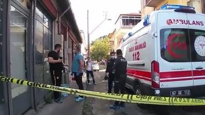Depoda ölü bulunan kişinin cinayete kurban gittiği iddiası