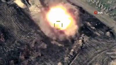 - Ermenistan'a ait uçaksavar füze sistemi imha edildi