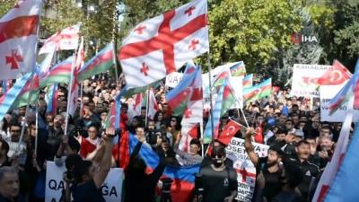 tanri -  - Gürcistan'da Azerbaycan'a destek mitingi