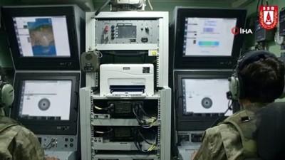 sistem yapi -  MUKAS'lar elektronik harp eğitimlerinde aktif kullanılıyor