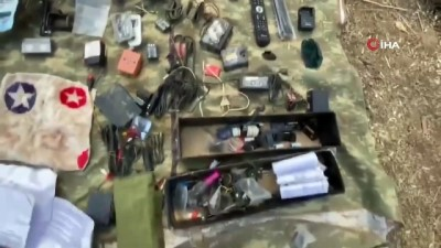 keskin nisanci -  Terör örgütü Hakurk'ta göz açamıyor