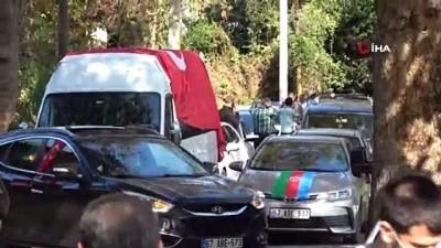 - Zonguldak'tan Azerbaycan'a destek konvoyu