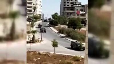 - İsrail askerlerinden Filistin mülteci kampına baskın: 53 yaralı