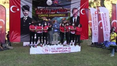 Kotalı Türkiye Rafting Şampiyonası tamamlandı