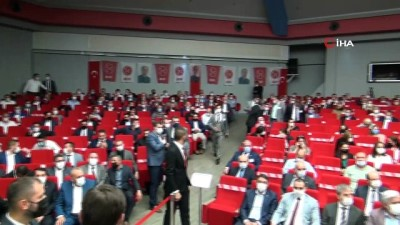 MHP Manisa İl Teşkilatında kongre heyecanı