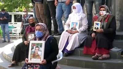 HDP önündeki ailelerin evlat nöbeti 404'üncü gününde