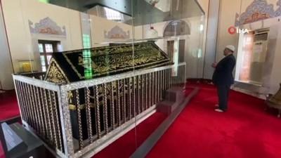 kamera sistemi -  Yavuz Sultan Selim Han'ın 500 yıllık çamurlu kaftanını Fetullah Gülen'e götürmek istediler