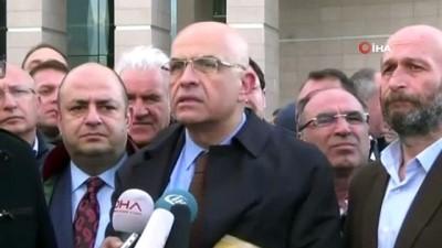 eski milletvekili -  AYM'nin Enis Berberoğlu hakkında verdiği yeniden yargılama kararı reddedildi