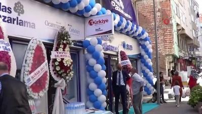 Balıkesir'de İhlas Mağazası yenilenerek hizmete açıldı