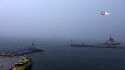 Çanakkale Boğazı tek yönlü gemi trafiğine kapatıldı