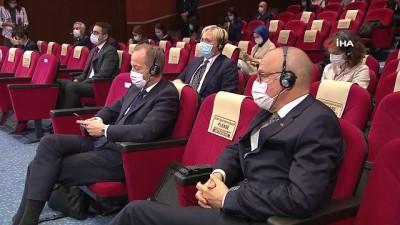Dışişleri Bakanı Mevlüt Çavuşoğlu, İsveçli mevkidaşı ile ortak basın toplantısında konuştu