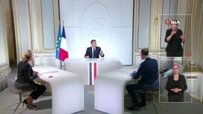 - Fransa'da artan vaka sayıları kısmi sokağa çıkma yasağı ilan ettirdi