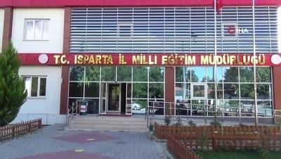 Isparta'da 72 eğitim kurumu 'Okulum Temiz Belgesi' aldı