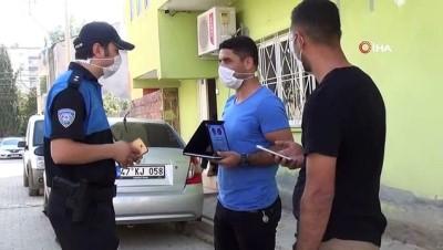 Polisi dinledi mahallesinin güvenliği için kamera taktı