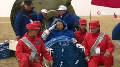 uzay istasyonu - -Çin'in uzay istasyonu projesi kapsamlı uygulama aşamasına giriyor