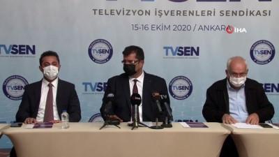 TVSEN Başkanı Kaya: 'Sorunların çözümünde en büyük görev bize düşecek'