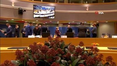 """- AB Konseyi Başkanı Michel'den korkutan açıklamada - """"Avrupa'da Covid-19 durumu hiç olmadığı kadar ağır bir durumda"""""""