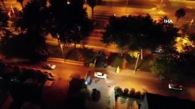 Eski bakanın iş yerine silahlı ve bombalı saldırı düzenleyen failler yakalandı