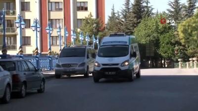 Eskişehir'de şüpheli ölüm