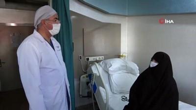 İstanbul'da umduğunu bulamayan hasta Van'da sağlığına kavuştu
