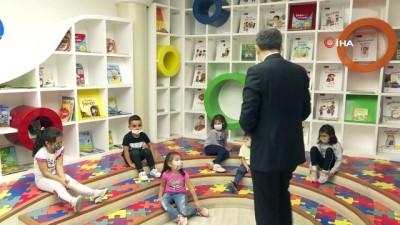 Milli Eğitim Bakanı Ziya Selçuk Erken Çocukluk Eğitim projelerini tanıttı