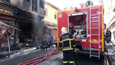 Muş'taki yangın 6 saatlik çalışmayla söndürüldü