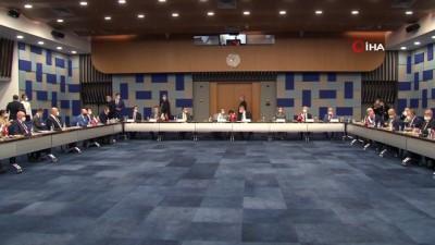 Tataristan Cumhurbaşkanı Minnihanov, Türk firmalara İzmir'den çağrı yaptı