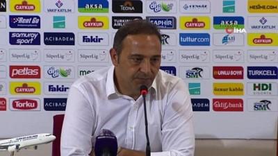"""Fuat Çapa: """"Deplasmanda 3 gol atıp mağlup olmak üzücü"""""""