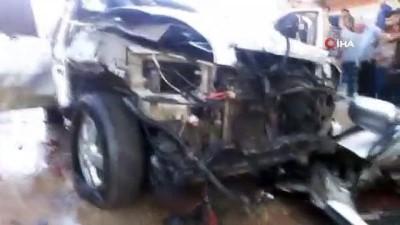 - Azez'de bombalı saldırıda ağır yaralanan hakim hayatını kaybetti