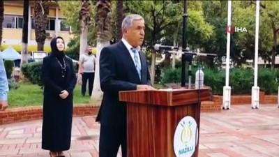 Başkan Özcan: 'Demokrasimizin temel taşlarından biri de muhtarlarımızdır'