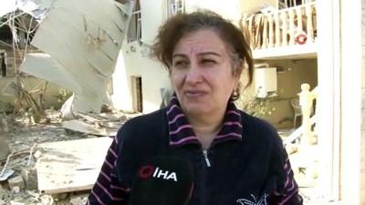 - Gence'de halk yaralarını sarıyor