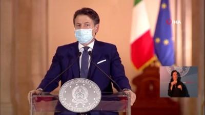 İtalyan hükümeti yeni Covid-19 tedbirlerini açıkladı