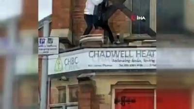 - Londra'da kiliseye saldırı
