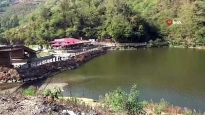 Sera Gölü alarm veriyor