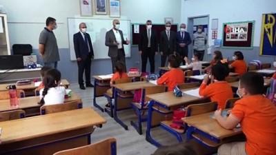 maske dagitimi -  Atakum Belediyesi'nden minik öğrencilere özel 'sağlık atölyesi'