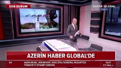 Canlı yayında 'Çırpınırdı Karadeniz!' tüyleri diken diken etti!