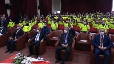 Emniyet Genel Müdürü Aktaş Eskişehir'deki sertifika töreninde polislere seslendi - ESKİŞEHİR