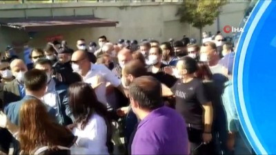 tutuklama talebi -  Kobani olayları kapsamında yürütülen soruşturma sonucunda 17 HDP'li tutuklandı