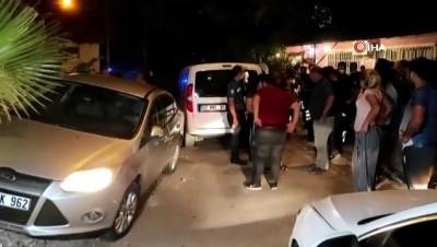 palmiye agaci -  Kontağında anahtar unutulan otomobili kaçıran genç, peşine onlarca polis ekibini taktı, ortalığı birbirine kattı