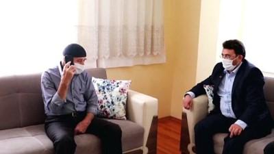 Şehit Yüzbaşı Mahmut Top'un ailesine 'şehadet belgesi' verildi - SAMSUN
