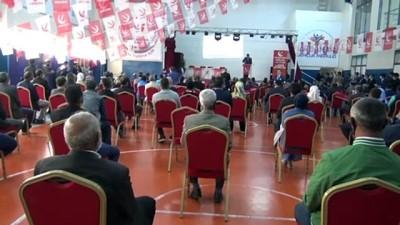 Yeniden Refah Partisi Genel Başkanı Erbakan projelerini anlattı - ARDAHAN