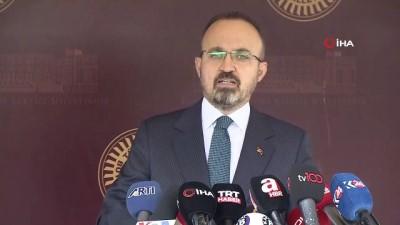 AK Parti Grup Başkanvekili Bülent Turan, İYİ Parti Genel Başkanı Meral Akşener'e cevap verdi