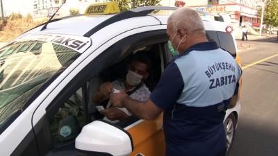 - Diyarbakır'da korona virüs denetimleri sürüyor