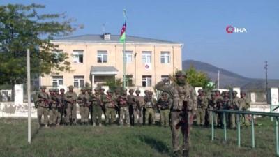 - Ermenistan işgalinden kurtarılan Zengilan şehrine Azerbaycan bayrağı dikildi