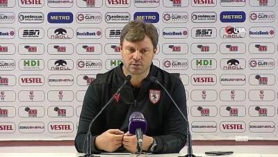istanbulspor - Ertuğrul Sağlam: 'Gol pozisyonlarına girdik, son vuruşları yapamadık'