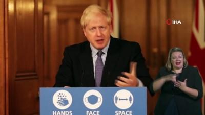 - İngiltere'de son 24 saatte 21 bin 331 korona virüs vakası - Başbakan Johnson'dan Manchester'da kısıtlama sinyali