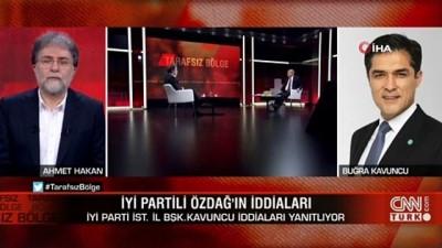 İYİ Partili Özdağ'dan, partisinin il başkanına FETÖ suçlaması