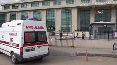bosanma davasi -  Kırıkkale'de koca dehşeti: Boşanma davasına yarım saat kala adliye otoparkında eşini bıçakladı